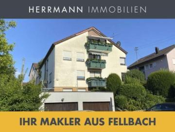 3,5 Zimmer + Einliegerwohnung – auch als Maisonette möglich – Frei ab sofort in Leutenbach, 71397 Leutenbach, Wohnung