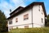 Helles Dachgeschoss mit Sonnenterrasse - sofort frei - Gartenansicht