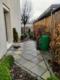 Großzügiges Reiheneckhaus mit Garten, Hobbyraum und Dachausbaureserve (35qm) - Garten