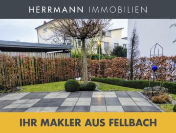 Großzügiges Reiheneckhaus mit Garten, Hobbyraum und Dachausbaureserve (35qm), 73098 Rechberghausen, Reiheneckhaus