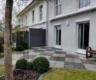 Großzügiges Reiheneckhaus mit Garten, Hobbyraum und Dachausbaureserve (35qm) - Terrasse