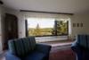 Reiheneckhaus mit aussergewöhnlichem Blick - Wohnzimmer