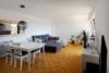 Helle 3,5 Zimmerwohnung mit Balkon in Sommerrain - Wohnzimmer