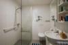 Helle 3,5 Zimmerwohnung mit Balkon in Sommerrain - Badezimmer