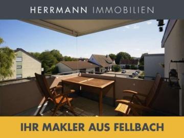 Helle 3,5 Zimmerwohnung mit Balkon in Sommerrain, 70374 Stuttgart Sommerrain, Etagenwohnung