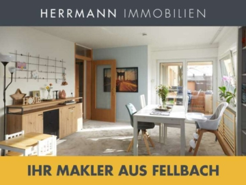Helle 3,5 Zimmer Wohnung mit Blick auf den Lemberg, 71563 Affalterbach, Etagenwohnung